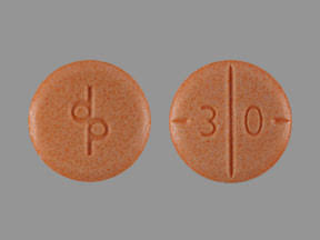 Adderall 30mg by Teva